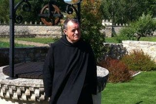 """Moisés Salgado: """"Los monjes somos seres humanos que necesitamos una mayor dosis de silencio y soledad que los demás"""""""