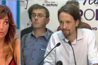 """A Mariló Montero no le gusta nada la coleta de Pablo Iglesias: """"Esto es Cuba"""""""