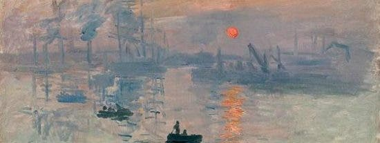 Un astrónomo desvela el misterio que se esconde detrás de un famoso cuadro de Monet