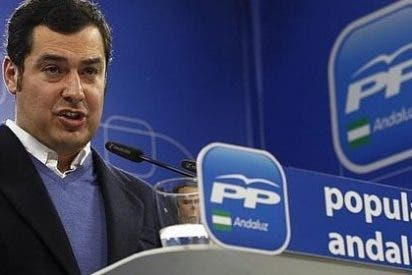 """El líder del PP andaluz afea a la Junta reconocer """"el expolio"""" de """"más de cien millones"""""""