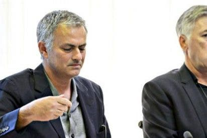 """José Mourinho: """"Admiro a Luis Enrique y espero que le vaya bien en el Barça"""""""
