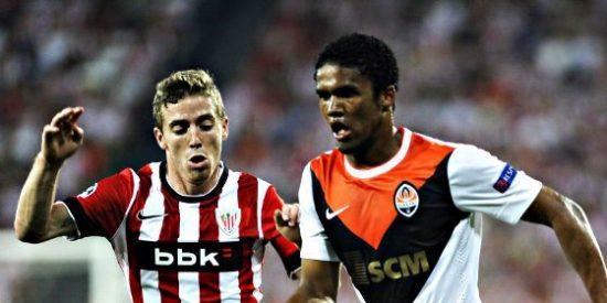 El Athletic de Bilbao salvó un punto en San Mamés frente al Shakhtar y de milagro