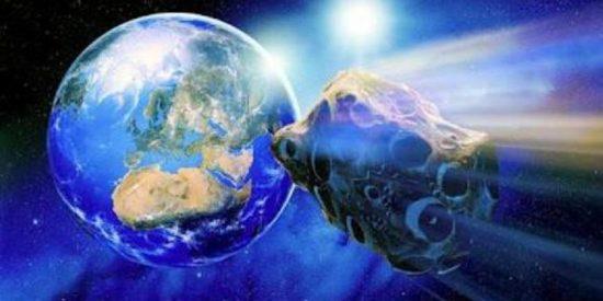 """Un físico de partículas algo cenizo advierte: """"Mañana mismo un asteroide podría acabar con la humanidad"""""""