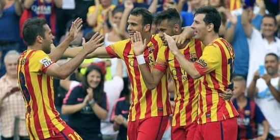 Mientras el Real Madrid duerme la 'siesta', el Barça se pone las pilas y abre hueco