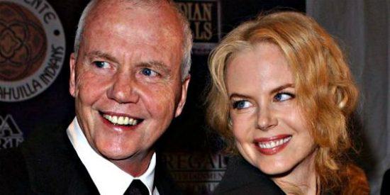 La extraña muerte del padre de Nicole Kidman y las ardientes gemelas que traen loco a Antonio Banderas