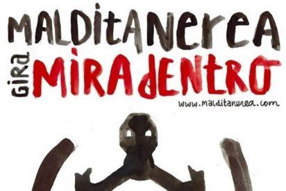 Maldita Nerea, presenta su nuevo single 'Mira dentro'