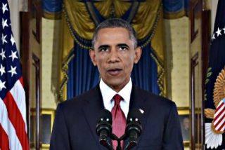 """Barack Obama: """"Iniciamos una campaña de ataques aéreos contra los terroristas y destruiremos al Estado Islámico"""""""