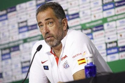 Orenga dimite como entrenador y la selección española de baloncesto busca timonel para ir a Río de Janeiro