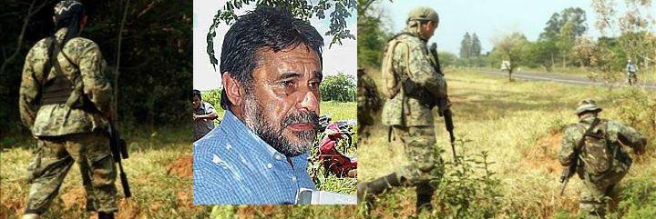 Obispo denuncia que las Fuerzas Armadas paraguayas ejecutaron a campesinos inocentes