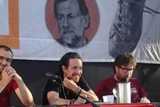 """Esta es la cara real de Pablo Iglesias: """"Fachas no faltan, así que cuando acabemos con esta charla, en lugar de mariconadas, nos vamos de cacería"""""""