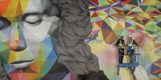 La estación de Metro de Madrid dedicada a Paco de Lucía tendrá un mural hecho por dos grafiteros