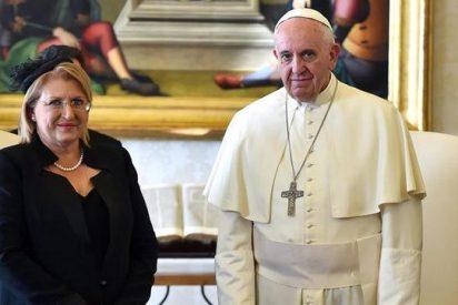 El Papa recibe a la presidenta de Malta