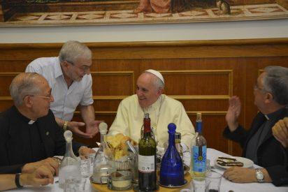 El Papa celebrará con los jesuitas el bicentenario de su restauración