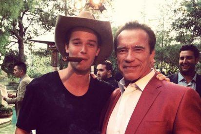 Patrick Schwarzenegger, el musculoso y arrollador hijo de 'Terminator'