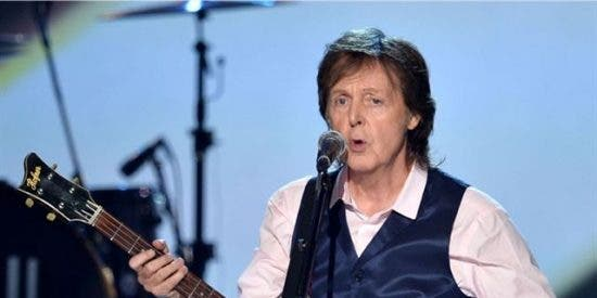 Bob Dylan, Brian Wilson, BB King, The Cure, Kiss y Alice Cooper homenajean a Paul McCartney