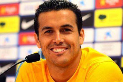 """Pedro: """"Siempre luchamos por conseguir la Champions"""""""