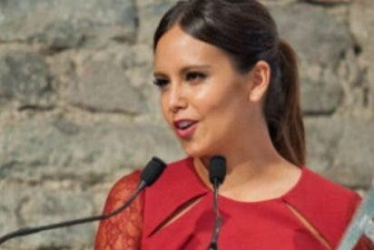"""Cristina Pedroche: """"Me encantaría trabajar en Periodista Digital"""""""