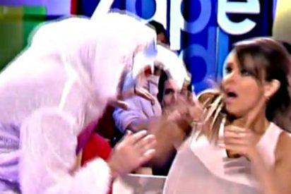 """Cristina Pedroche: """"¡Me da mucho miedo, me hago pis!"""""""