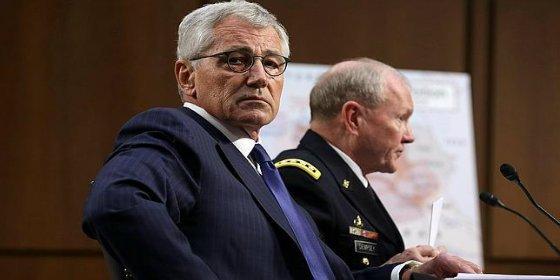 EEUU se dispone a cortar por lo sano con el Estado Islámico con una guerra en los frentes de Irak y Siria