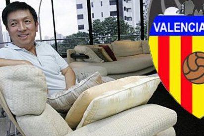 Nuno da por hecha la venta del Valencia a Peter Lim