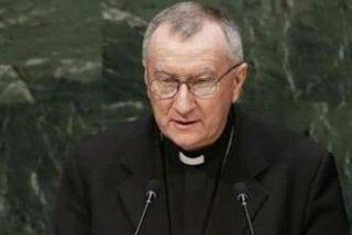 """Parolin reclama """"una acción renovada de la ONU contra los ataques terroristas"""" del Estado Islámico"""