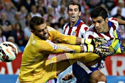 Al campeón de Liga le entran dudas: El Atlético de Madrid empata 2-2 en el Calderón con el Celta de Vigo