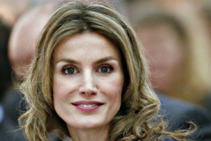 Letizia y los periodistas: Palabras de Reina