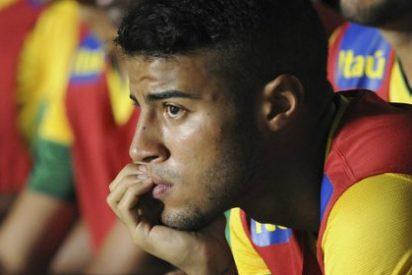 Su hermano eligió jugar con España... ¡y él con Brasil!