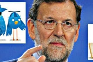 Pablo Iglesias acusa a Mariano Rajoy de comprar 'followers' para superarle en Twitter