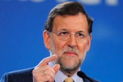 El desafío separatista en Cataluña: Mariano Rajoy, firme; pero sólo eso