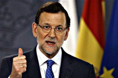 """Mariano Rajoy: """"Estamos todavía a tiempo de enderezar el rumbo [en Cataluña]"""""""
