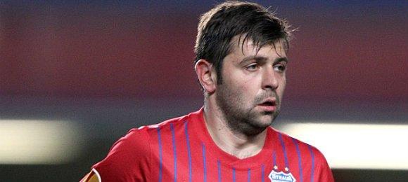 El Sevilla pierde a Rusescu