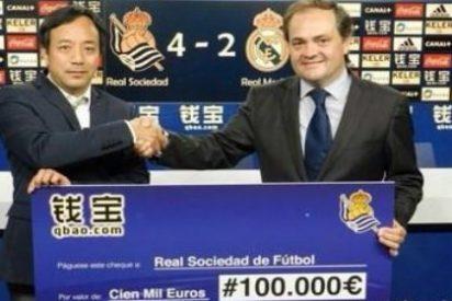 La Real es premiada por ganar al Real Madrid