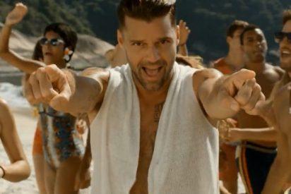 Aseguran que Ricky Martin y Thorpe son pareja