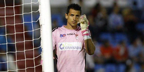 Apuesta, con dinero de por medio, entre un jugador del Granada y otro del Barça