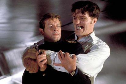 Muere el actor Richard Kiel, el 'Tiburón' de dientes de acero que atacaba a James Bond