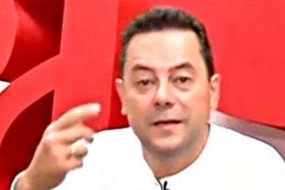 """Tomás Roncero: """"Tomaos una caña conmigo, soy muy majo y no muerdo"""""""