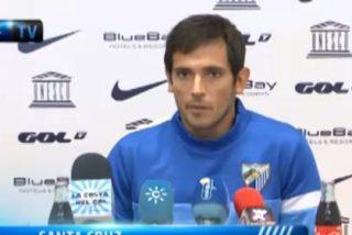 Rechazó seguir los pasos de Villa... ¡por jugar en el Málaga!