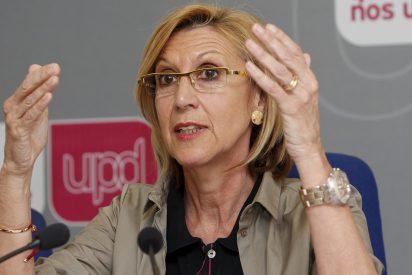 El Mundo se erige en el portavoz de los críticos con Rosa Díez que piden una alianza con Ciudadanos