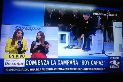 Cardenal colombiano se pone las botas de un reinsertado