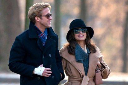 Los actores Ryan Gosling y Eva Mendes son ya padres felices de una niña