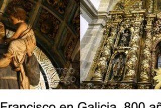 """""""A pegada de San Francisco en Galicia"""""""