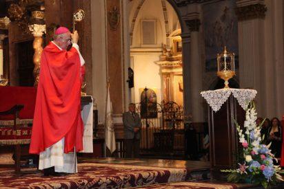 La Santa Sede aprueba por primera vez la misa para el Santo Cáliz