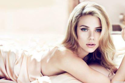 La bella Scarlett Johansson da a luz en Nueva York a su primera hija