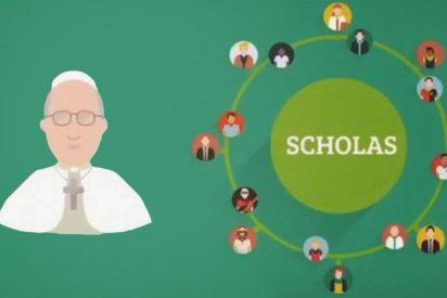 Scholas presenta en el Vaticano su plataforma digital