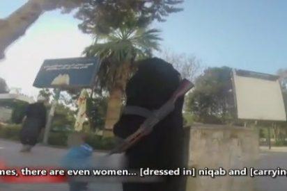 El vídeo secreto de cómo se vive en una ciudad tomada por el salvaje Estado Islámico