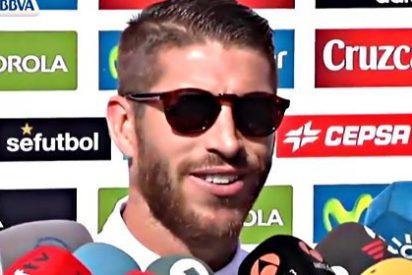 """Sergio Ramos se muerde la lengua: """"Pertenecemos al Real Madrid y debemos regirnos a unas leyes"""""""