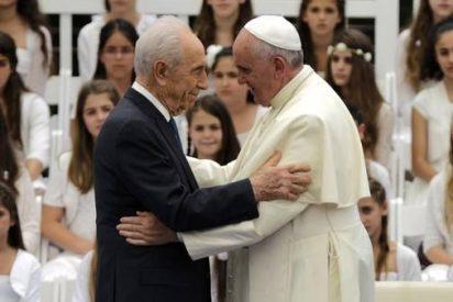 El Papa recibirá este jueves a Simon Peres y al príncipe de Jordania