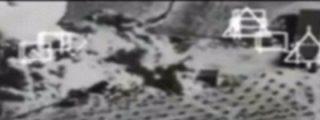 El vídeo de cómo evita la coalición internacional una masacre del ISIS