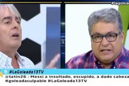 """Brotons acusa a Siro López de mentir sobre Messi: """"Tienes una capacidad de inventar alucinante"""""""